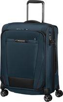 Samsonite Reiskoffer - Pro-Dlx 5 Spinner 55/20 Uitbreidbaar (Handbagage) Oxford Blue