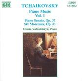 Tchaikovsky: Piano Music Vol.1