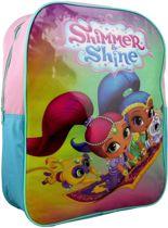 SHIMMER & SHINE Rugzak Rugtas School Tas Ruim 5-10 Jaar Roze