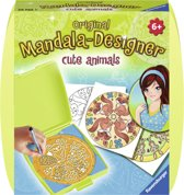 Ravensburger Mini Mandala - Designer® Cute animals