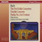 Bach: Violin Concertos, Partita no 2 / Kremer, et al