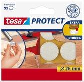 Tesa - 57894 - beschermvilt - wit ø 26 mm