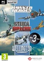 WW2 Flight Collection - Hawker Heroes / Stuka vs Hurricane / Wellington - Windows