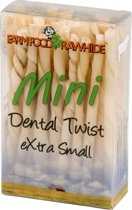 Farm Food Rawhide Dental Twist Mini - Hondensnack - 130 g