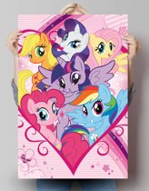My Little Pony groep poster