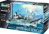 Revell 05158 modelbouwkit 1:144 HMS Buttercup (Royal Navy België)