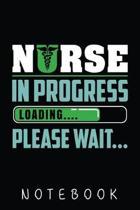 Nurse in Progress Loading Please Wait