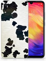 Xiaomi Redmi Note 7 TPU Hoesje Design Koeienvlekken