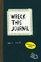Omslag van 'Wreck this journal'