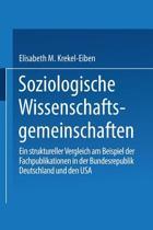 Soziologische Wissenschaftsgemeinschaften