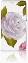 Sony Xperia XZ3 Bookcase Roses