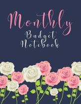 Monthly Budget Notebook