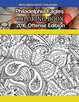 Philadelphia Eagles 2016 Offense Coloring Book
