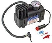 Car Plus Compressor 12 Volt 18 Bar 250 Psi Kunststof Zwart