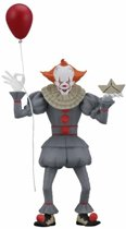 NECA Toony Terrors: 6 inch Scale Action Figure Pennywise (IT 2018 movie)