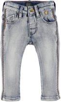 Dirkje Broekje Ice Cream grey jeans Maat 86