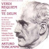 Verdi: Requiem And Te Deum.
