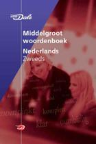 Van Dale Middelgroot woordenboek Nederlands-Zweeds