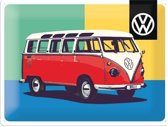 Volkswagen Bulli Metalen Bord Limited Edition