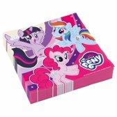 My Little Pony servetten 20 stuks