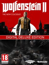 Wolfenstein II: The New Colossus - Deluxe Edition - Windows Download
