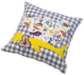Coming Kids Tjilpcolour - Sierkussen - 50x50 cm - Multicolour