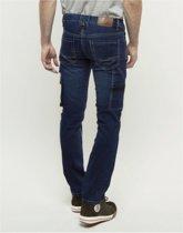 247 Jeans Spijkerbroek Rhino S20 Blauw - Werkkleding - L34-W32