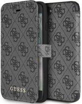 "Guess 4G Book Case - Apple iPhone 6/6S (4.7"") - Grijs"