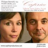 Bernold - Caprice - Oeuvres Pour Flute Et Pia