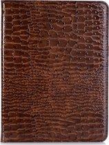 iPad Pro 11 hoesje - CaseBoutique - Bruin - Kunstleer