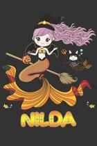 Nilda: Nilda Halloween Beautiful Mermaid Witch Want To Create An Emotional Moment For Nilda?, Show Nilda You Care With This P