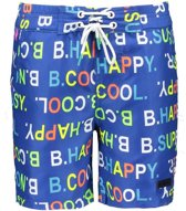 B-Nosy Jongens zwemkleding B-Nosy Boys boardshort blauw 146/152