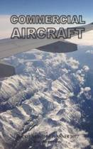 Commercial Aircraft Pocket Monthly Planner 2017