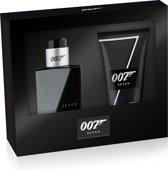 James Bond 007 Seven Geschenkset - Eau de Toilette 30 ml + Douchegel 50 ml