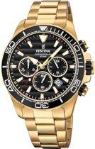 Festina Prestige horloge  - Goudkleurig