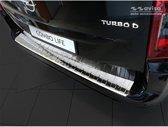 Avisa RVS Achterbumperprotector Citroën Berlingo II Multispace & Peugeot Partner Tepee 2008-2015 & 2015-2018 & 2018- & Peugeot Rifter 2018- & Opel Combo E MPV 2018- 'Special Edition'