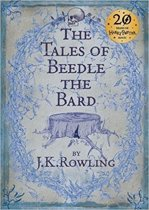 Boek cover The Tales of Beedle the Bard van J.K. Rowling (Hardcover)