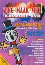 Zing Maar Mee Karaoke Dvd 2