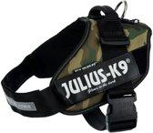 Julius K9 IDC Powertuig/Harnas - Maat 3/82-115cm - XXL - Camouflage