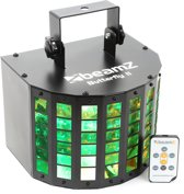 BeamZ Butterfly II Disco stroboscope