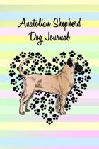 Anatolian Shepherd Dog Journal: Pocket Gift Notebook for Dog and Puppy Lovers