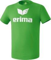 Erima Basics Promo T-Shirt - Shirts  - groen licht - 2XL