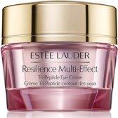 Estee Lauder Resilience Multi-Effect Tri-Peptide Oogcrème - 15 ml