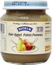 Biobim Appel peer 4 maanden Demeter 125 gram
