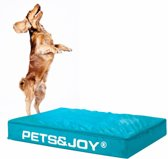sit&joy zitzak Dog Bed Large Aquablauw