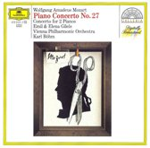 Mozart: Piano Concerto no 27, Concerto for 2 Pianos K 365