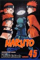 Naruto - Vol. 45