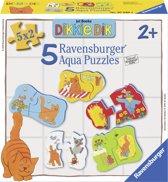 Ravensburger Dikkie Dik - Foam puzzel van Dikkie Dik