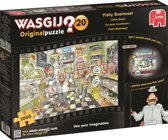 Wasgij Original 20 Linke Vis