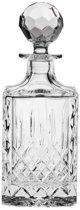 Royal Scot Crystal London whisky karaf